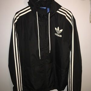 Original Adidas windbreaker